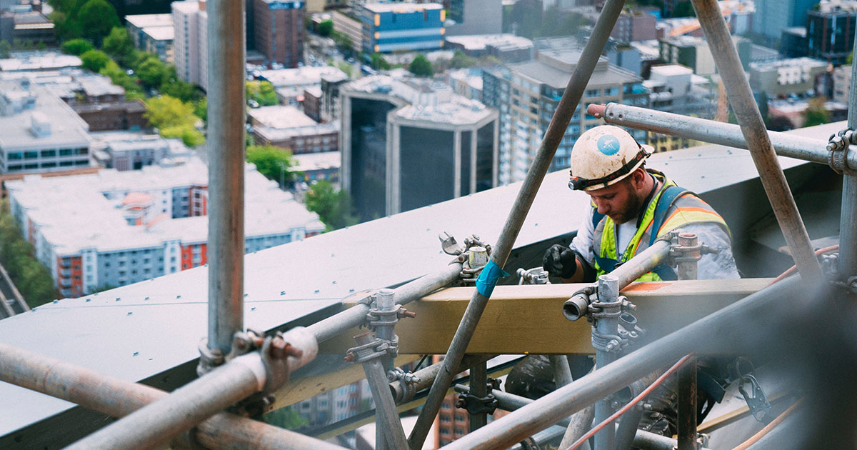 Working at Height – Regulations & Safety Advice